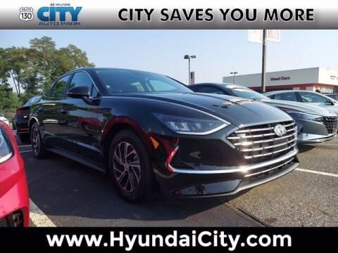 2022 Hyundai Sonata Hybrid for sale at City Auto Park in Burlington NJ