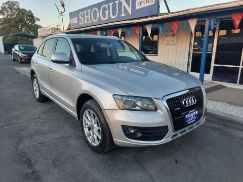 2010 Audi Q5 for sale at Shogun Auto Center in Hanford CA