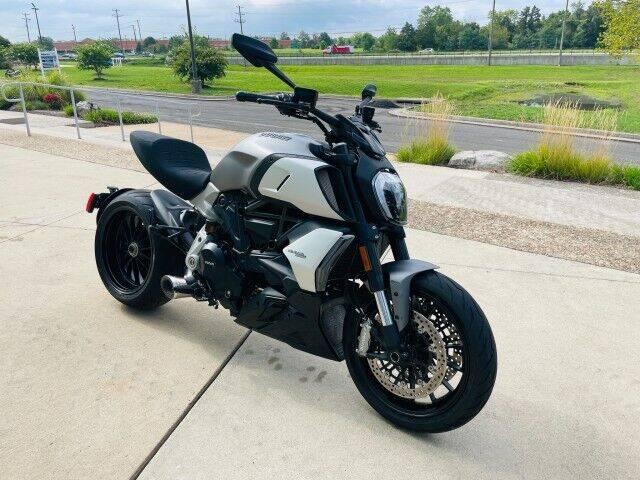 2019 Ducati Diavel for sale at Motorcars Washington in Chantilly VA