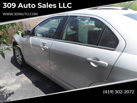 2011 Ford Fusion for sale at 309 Auto Sales LLC in Harrod OH