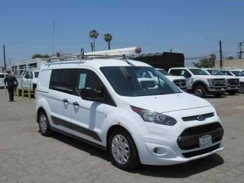 2015 Ford Transit Connect Cargo for sale at Atlantis Auto Sales in La Puente CA