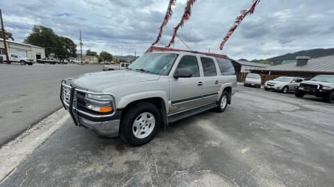 2004 Chevrolet Suburban for sale at SPEEDY AUTO SALES Inc in Salida CO