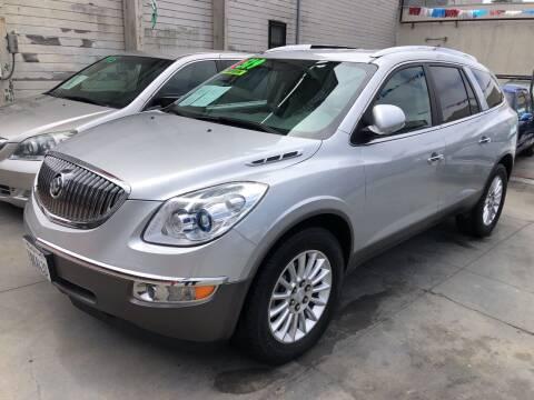 2012 Buick Enclave for sale at Excelsior Motors , Inc in San Francisco CA