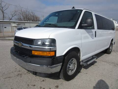 2017 Chevrolet Express Passenger for sale at Grays Used Cars in Oklahoma City OK