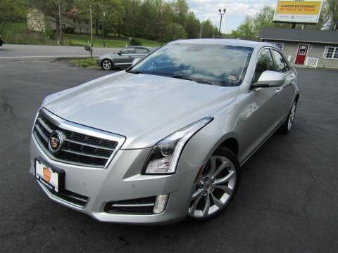 2014 Cadillac ATS for sale at Guarantee Automaxx in Stafford VA