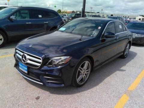 2019 Mercedes-Benz E-Class for sale at BMW of Schererville in Schererville IN