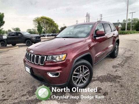 2018 Jeep Grand Cherokee for sale at North Olmsted Chrysler Jeep Dodge Ram in North Olmsted OH