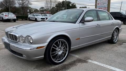2005 Jaguar XJ-Series for sale at T.S. IMPORTS INC in Houston TX