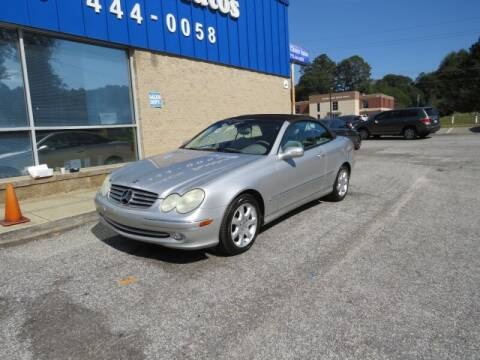2004 Mercedes-Benz CLK for sale at Southern Auto Solutions - 1st Choice Autos in Marietta GA