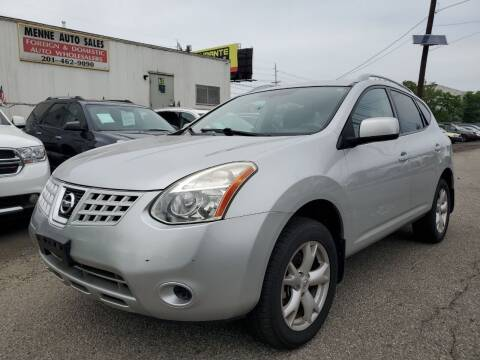 2009 Nissan Rogue for sale at MENNE AUTO SALES LLC in Hasbrouck Heights NJ