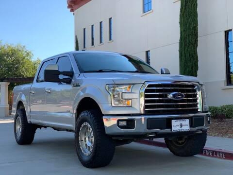 2017 Ford F-150 for sale at Auto King in Roseville CA