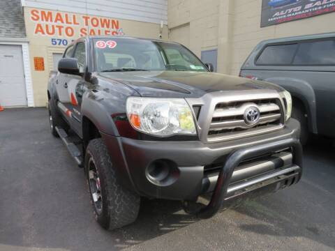 2009 Toyota Tacoma for sale at Small Town Auto Sales in Hazleton PA