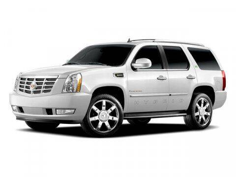 2009 Cadillac Escalade Hybrid for sale at CarZoneUSA in West Monroe LA