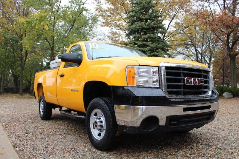 2010 GMC Sierra 2500HD for sale at Show Me Used Cars in Flint MI