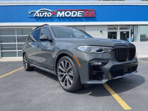 2021 BMW X7 for sale at AUTO MODE USA in Burbank IL
