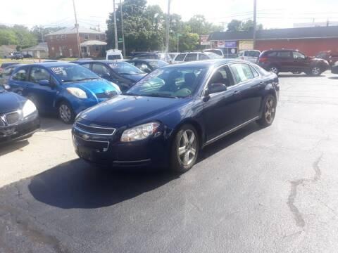 2009 Chevrolet Malibu for sale at Flag Motors in Columbus OH