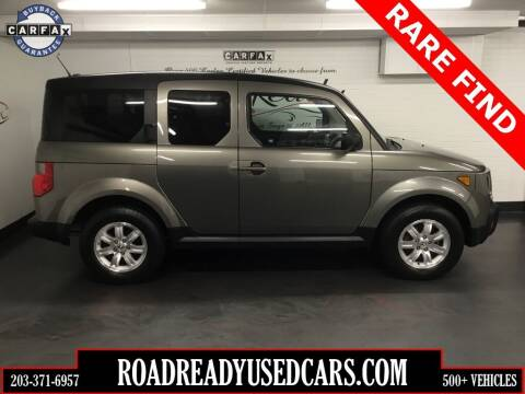 2008 Honda Element for sale at Road Ready Used Cars in Ansonia CT