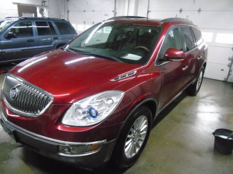 2009 Buick Enclave for sale at C&C AUTO SALES INC in Charles City IA