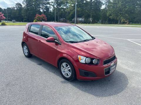 2012 Chevrolet Sonic for sale at Carprime Outlet LLC in Angier NC