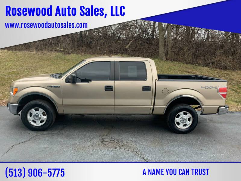 2014 Ford F-150 for sale at Rosewood Auto Sales, LLC in Hamilton OH