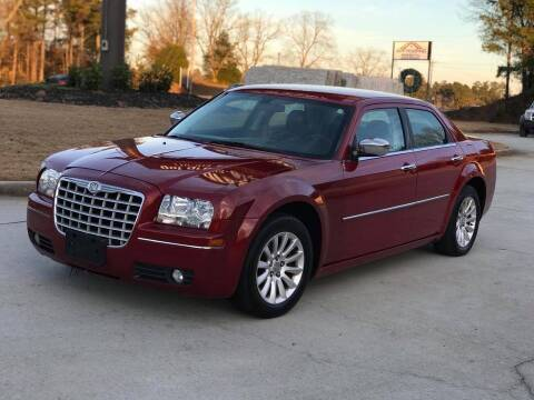 2010 Chrysler 300 for sale at Two Brothers Auto Sales in Loganville GA