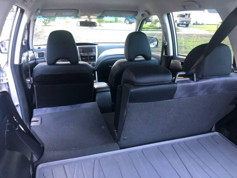 2009 Subaru Forester AWD 2.5 X 4dr Wagon 4A - Wilmington MA
