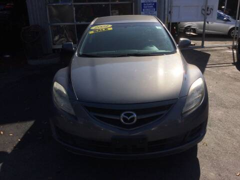 2009 Mazda MAZDA6 for sale at Olsi Auto Sales in Worcester MA