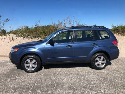2011 Subaru Forester for sale at Euro Motors of Stratford in Stratford CT
