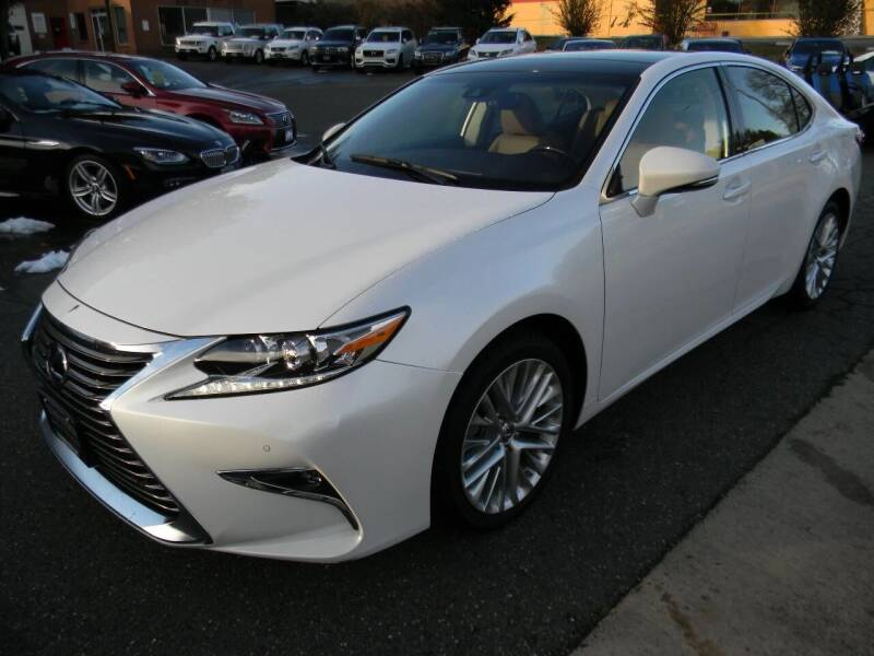 2016 Lexus ES 350 for sale at Platinum Motorcars in Warrenton VA