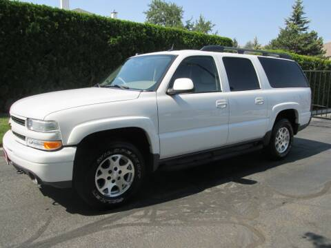 2005 Chevrolet Suburban for sale at Top Notch Motors in Yakima WA