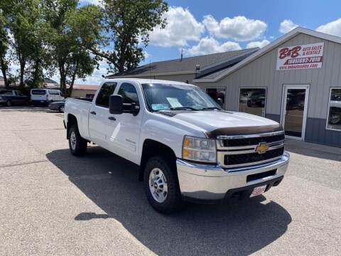 2013 Chevrolet Silverado 2500HD for sale at B & B Auto Sales in Brookings SD
