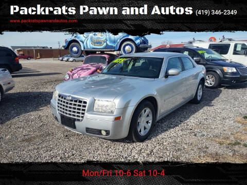 2005 Chrysler 300 for sale at Packrats Pawn and Autos in Defiance OH
