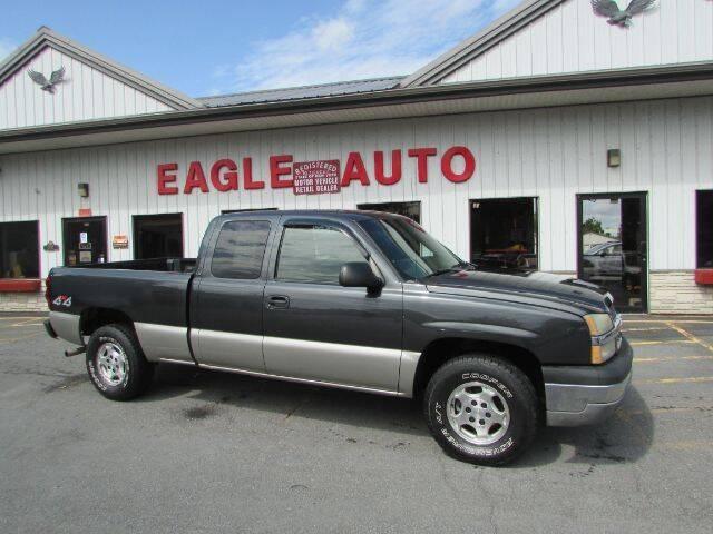 2003 Chevrolet Silverado 1500 for sale at Eagle Auto Center in Seneca Falls NY