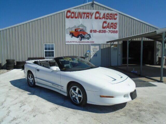 1996 Pontiac Trans Am for sale in Staunton, IL
