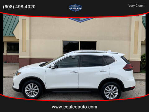 2018 Nissan Rogue for sale at Coulee Auto in La Crosse WI