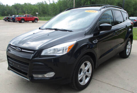2013 Ford Escape for sale at LOT OF DEALS, LLC in Oconto Falls WI