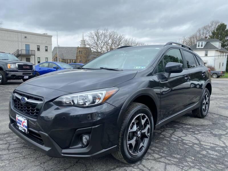 2018 Subaru Crosstrek for sale at 1NCE DRIVEN in Easton PA
