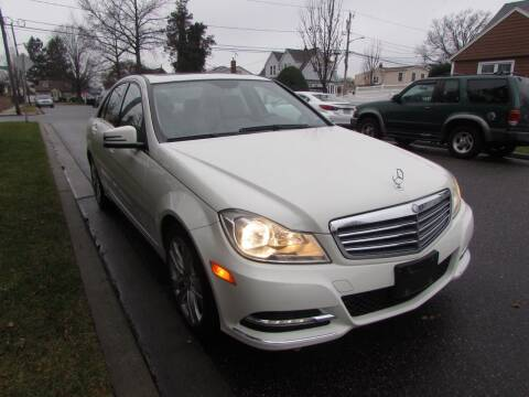 2012 Mercedes-Benz C-Class for sale at First Choice Automobile in Uniondale NY