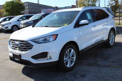 2020 Ford Edge for sale at BROADWAY FORD TRUCK SALES in Saint Louis MO