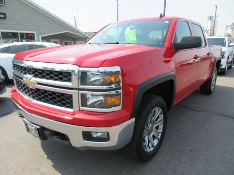 2014 Chevrolet Silverado 1500 for sale at Dam Auto Sales in Sioux City IA