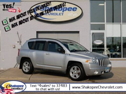 2010 Jeep Compass for sale at SHAKOPEE CHEVROLET in Shakopee MN
