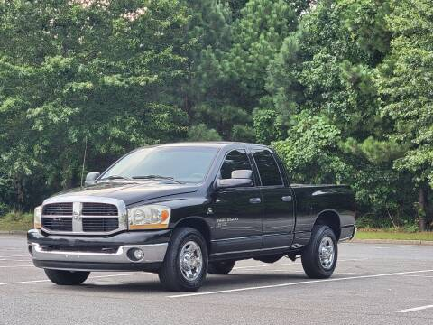 2006 Dodge Ram Pickup 2500 for sale at United Auto Gallery in Suwanee GA