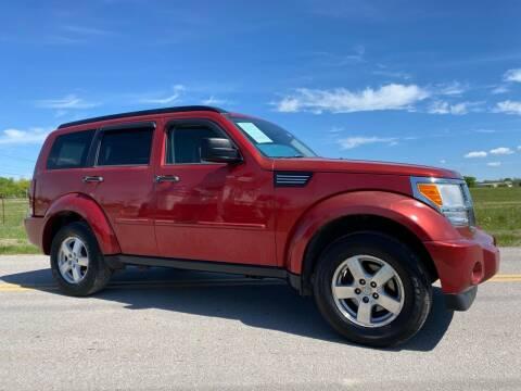 2009 Dodge Nitro for sale at ILUVCHEAPCARS.COM in Tulsa OK