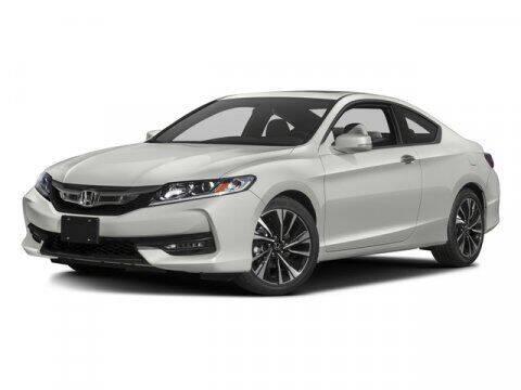 2016 Honda Accord for sale at Suburban Chevrolet in Claremore OK