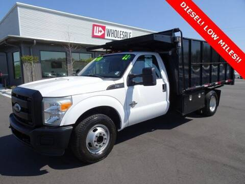 2011 Ford F-350 Super Duty for sale at Wholesale Direct in Wilmington NC