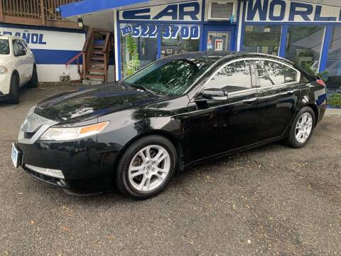 2009 Acura TL for sale at Car World Inc in Arlington VA