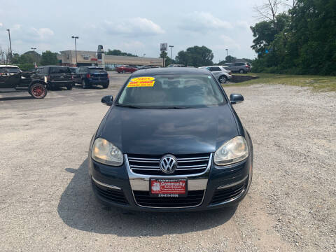 2005 Volkswagen Jetta for sale at Community Auto Brokers in Crown Point IN