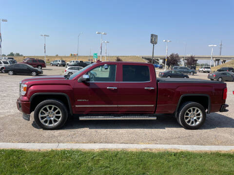 2015 GMC Sierra 1500 for sale at GILES & JOHNSON AUTOMART in Idaho Falls ID