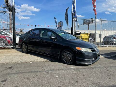2007 Honda Civic for sale at GW MOTORS in Newark NJ