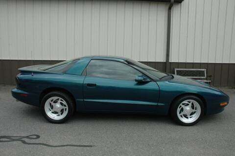 1995 Pontiac Firebird for sale at Bruce H Richardson Auto Sales in Windham NH